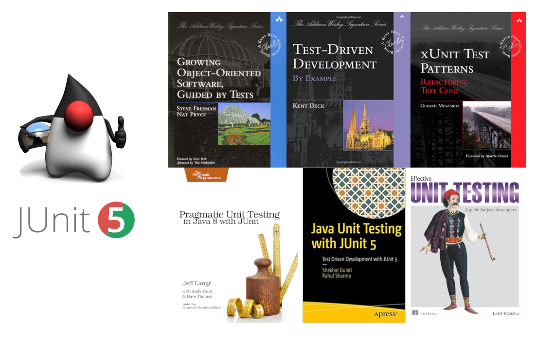 Discover the 7 Best Books to develop effective Java Unit Tests